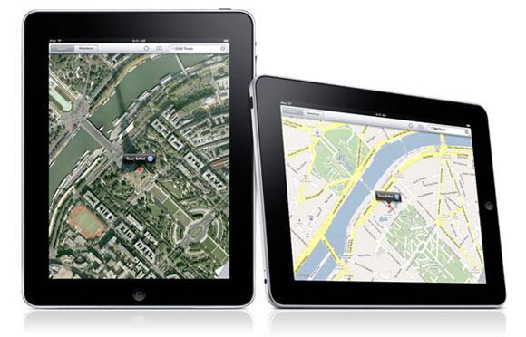 ipad-apps-mapping