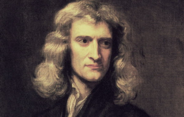 newton-portrait